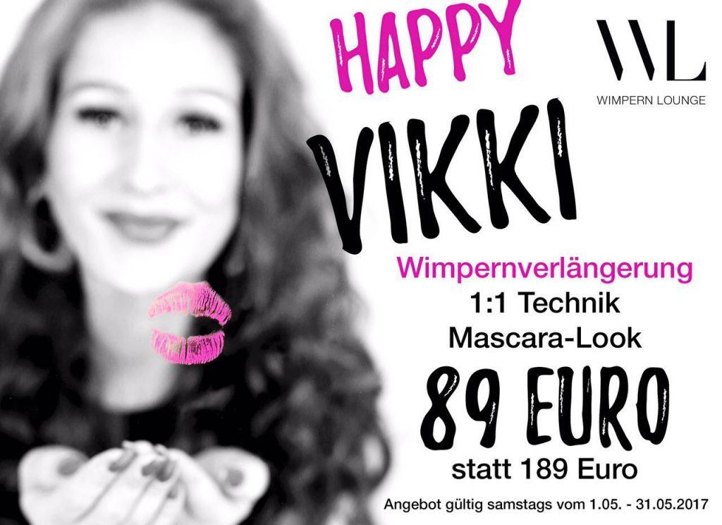 WimpernLounge Stuttgart Angebot Mai 2017