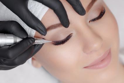 Permanent Make Up Stuttgart Behandlung
